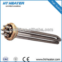 Hongtai Electric Tubular Heater In Flange Type