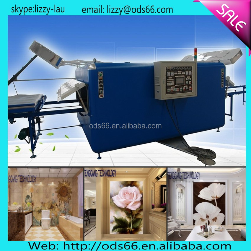 3d printer printed crystalline glass ceramic tiles equipment prices