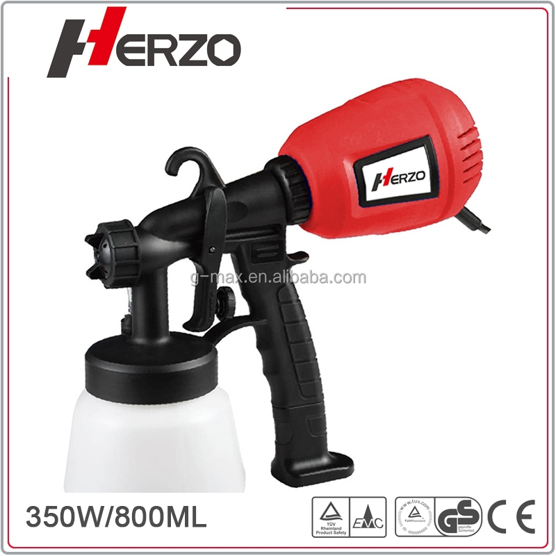2.5mm Nozzle Electrostatic Paint Spray Gun GT19023