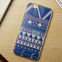 Customize made graphic printed protective tpu rubber case for Apple Iphone 6