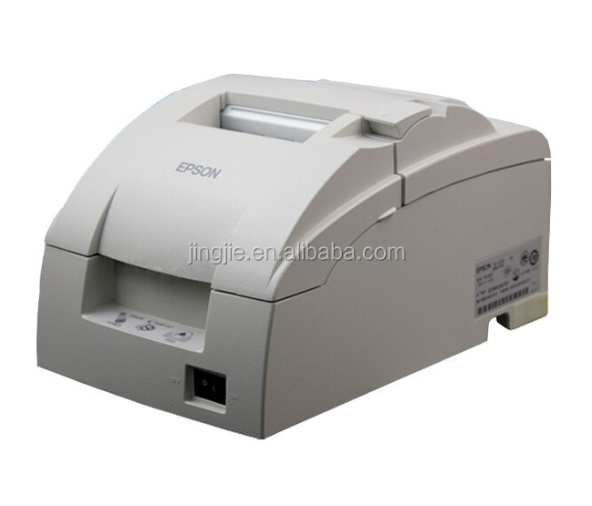 Dot-Matrix Printer TM-U220 for Restaurant and Supermarket