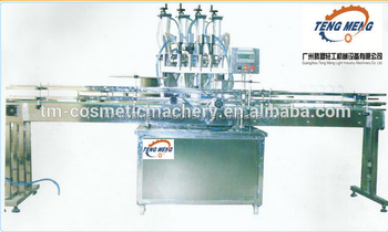 cap filling machine