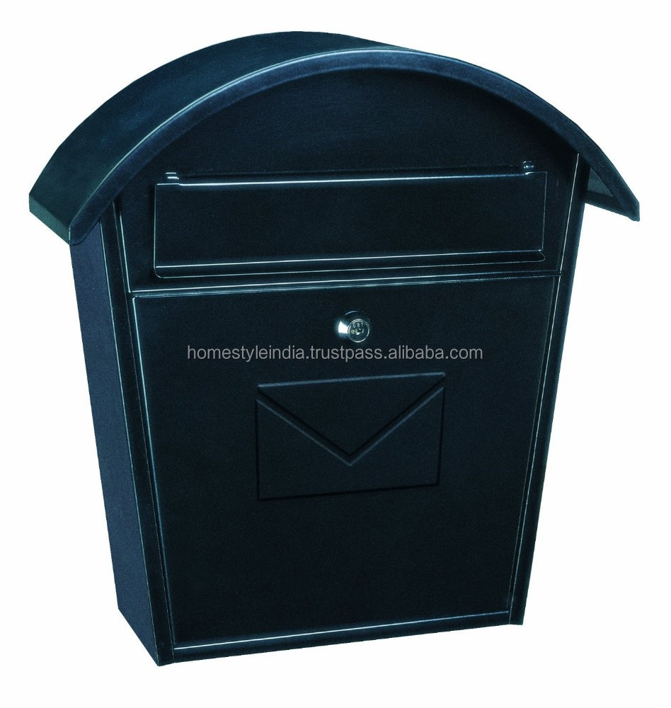 Very Beautiful Green Finish Letter Box
