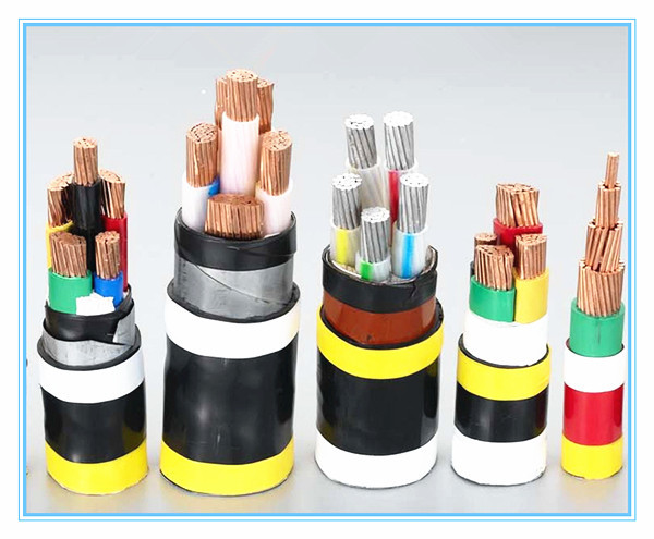 Electric cable shagged Fire resistant Factory OEM/OED XLPE/SWA/PVC cables power cable