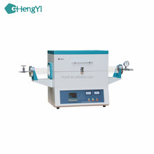 1200C Multiple Zone Horizontal Quartz Tube Furnace High Temperature Electric Furnace Lab Heat Treatment Furnace For Sale