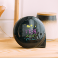 Custom Electronic Digital Wall Clock Wifi Weather Forecast