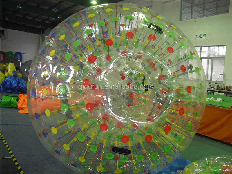 Factory wholesale zorb ball, soccer zorb ball, PVC small zorb ball for adults and kids