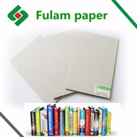 2016 Laminated folding resistance paper file cardboard book binding cover