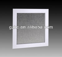 Eggcrate Square Air Grille