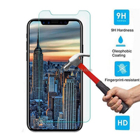 0.3mm 9H Tempered Glass Screen Protectors for iphone X
