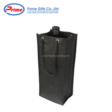 Eco-friendly Recycled Bottle Wine Bag 1 or Multiple Bottles Non Woven Bags