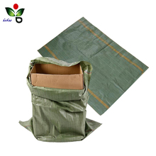 recycled pp woven bag for packing garbage