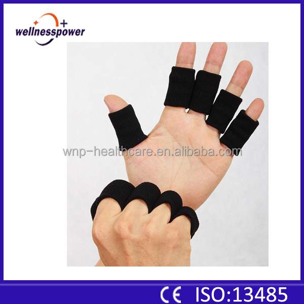 Neoprene Finger Protector Stretchy Finger Support for Sport