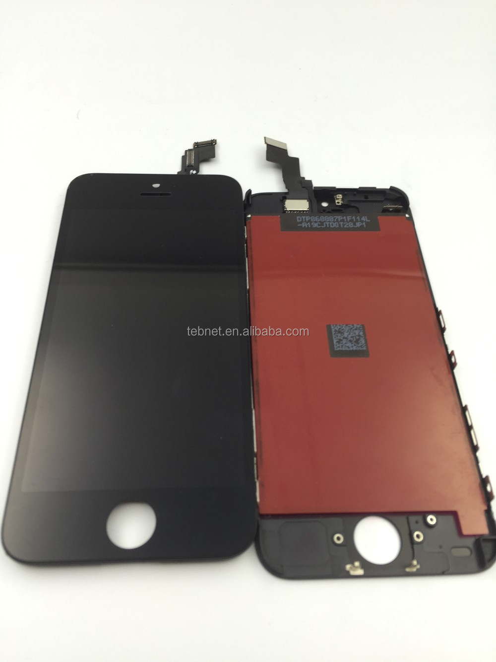 lcd digitizer in factory price for iphone5c