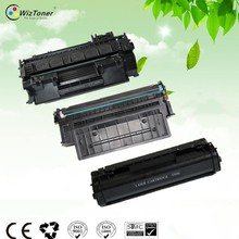 Compatible HP white laser toner from china manufacturer