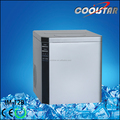 Mini portable ice maker machine with instant ice making