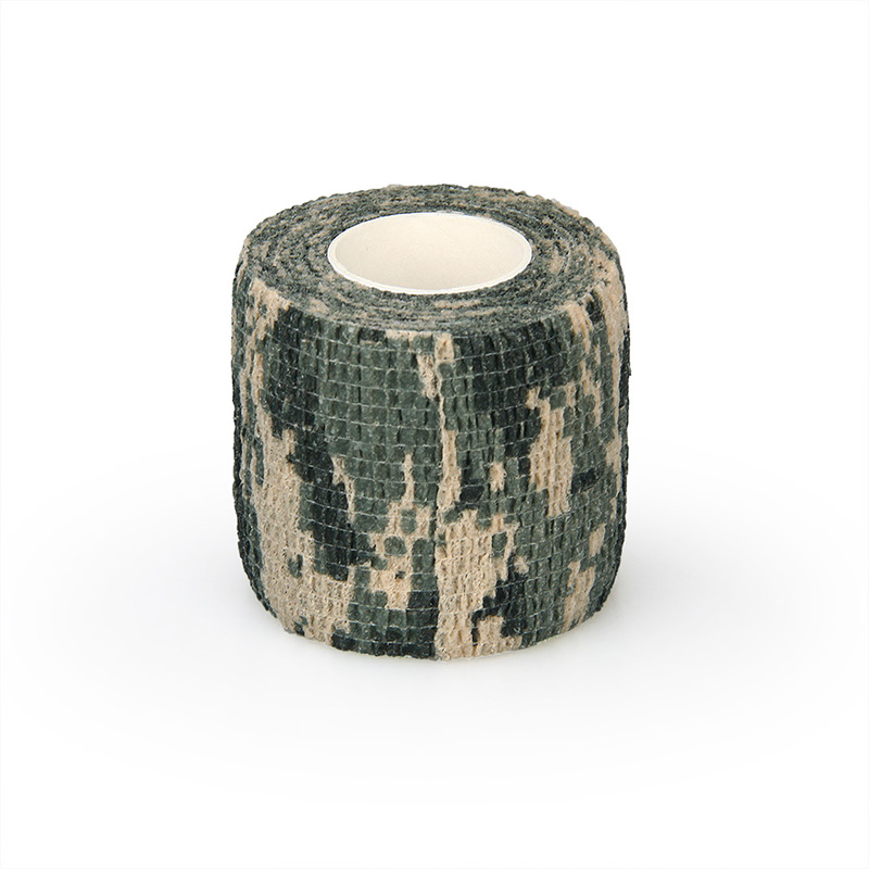 Outdoor Woodland hunting Bionic Camouflage Adhesive Tape