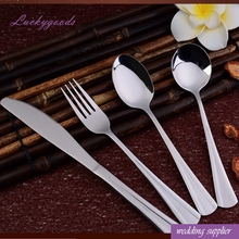 LDX008 hot sale cheap restaurant stainless curtley