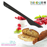 SGS Certified 17cm Disposable Colorful Happy Birthday Cake Knife