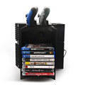 Hot selling Multifunction CD storage stand kit console shelf for PS4 Gaming Console