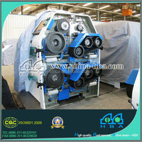 Automatic all-purpose wheat high efficieny good quality corn crusher machine