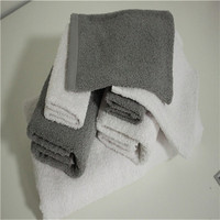 Alibaba wholesale 100% cotton hotel bath towels set gift