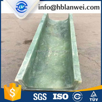 Linear polymer concrete drainage ditch with outdoor drain cover