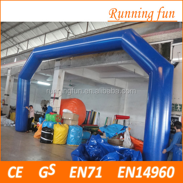 2016 new design inflatable wedding arch, cheap inflatable arch for sale