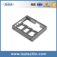 Oem Products Aluminum Cnc Machining Prototype Spare Parts