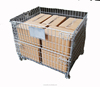 good price light duty storage stainless steel container and wire cage displays