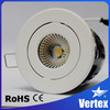 New product lighting dimmable led ceiling lighting 8W, Insulation covered driver