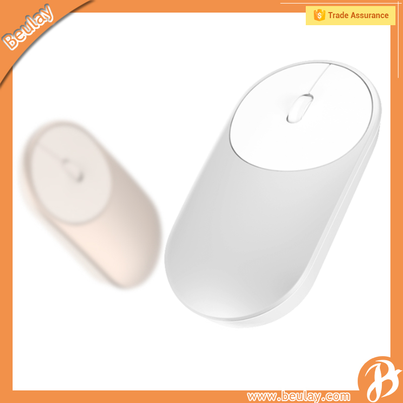 Original Xiaomi Portable Bluetooth Wirless Mini Mouse for notebook laptop computer