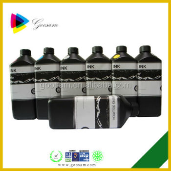Made in China!! Top Quality UV Ink for Epson DX5 head Printer