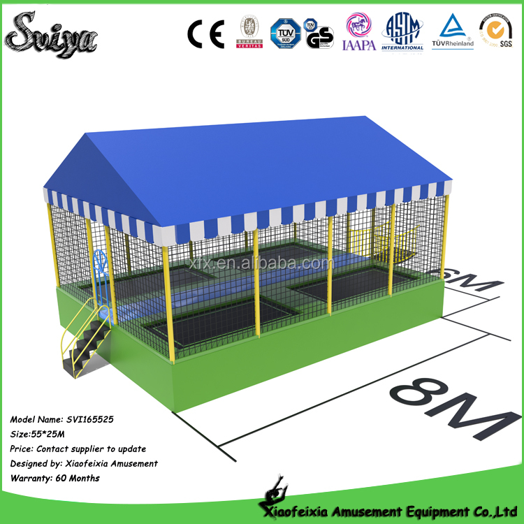 China Manufacturer cheap trampoline for rent