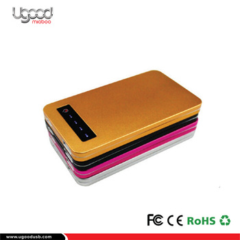 Manufacturer Golden Best Price For Power Bank For Gift