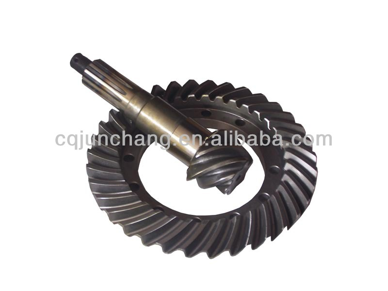 Transmission Gear Crown Wheel Pinion Bevel Gear