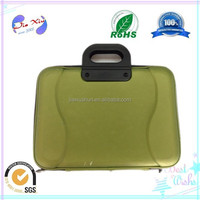 Shockproof and Waterproof hard shell eva leather laptop case / tablet pc eva case