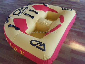 new designed inflatable water raft toy
