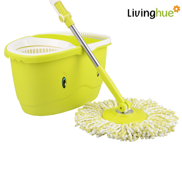 2014 top 360 magic mop design and made cheap promotion 360 easy spin mop
