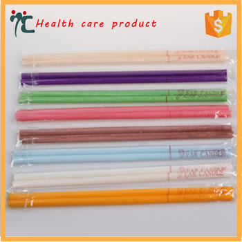 Disposable Cleaning Earwax Ear Beeswax Candles For Beauty Salon