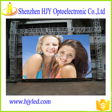 stage background P4 SMD indoor LED video wall for live show