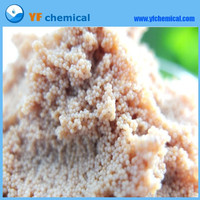 Macroporous Type D001 ion exchange resin for wire cut