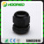 2017 New  CE IP68 Nylon plastic cable gland PG 13.5 gland Black Cable Gland
