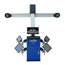 3D wheel alignment/wheel aligner/wheel aligning machine