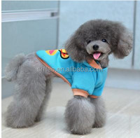 2016 popular Pet dog T-shirt/dog clothes
