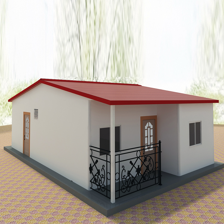 Quality Assurance economic portable prefab building prefabricated wooden houses thailand folding cabins with long life