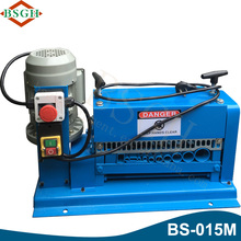 Stripping Tool BS-015M Twisted Underground Electric Wire Video Cable Extrusion Machine