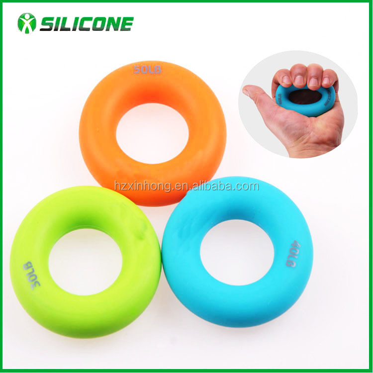 Newest Fitness Euipment China Factory Fitness Product Silicone Hand Grip