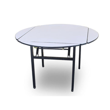 Home Event <strong>PVC</strong> Round and Square Dining Table