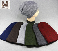 High Quality Unisex Autumn Winter Hat Knitted Cap